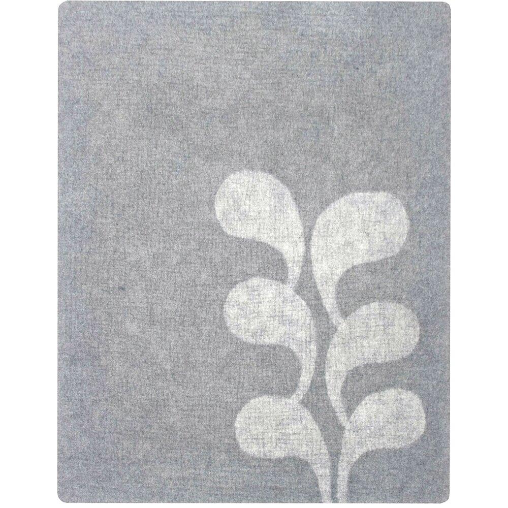 6x8  gray/cream