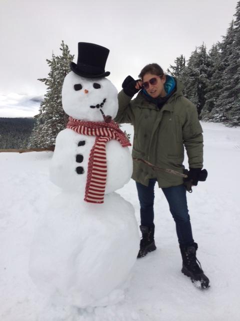 me+snowman