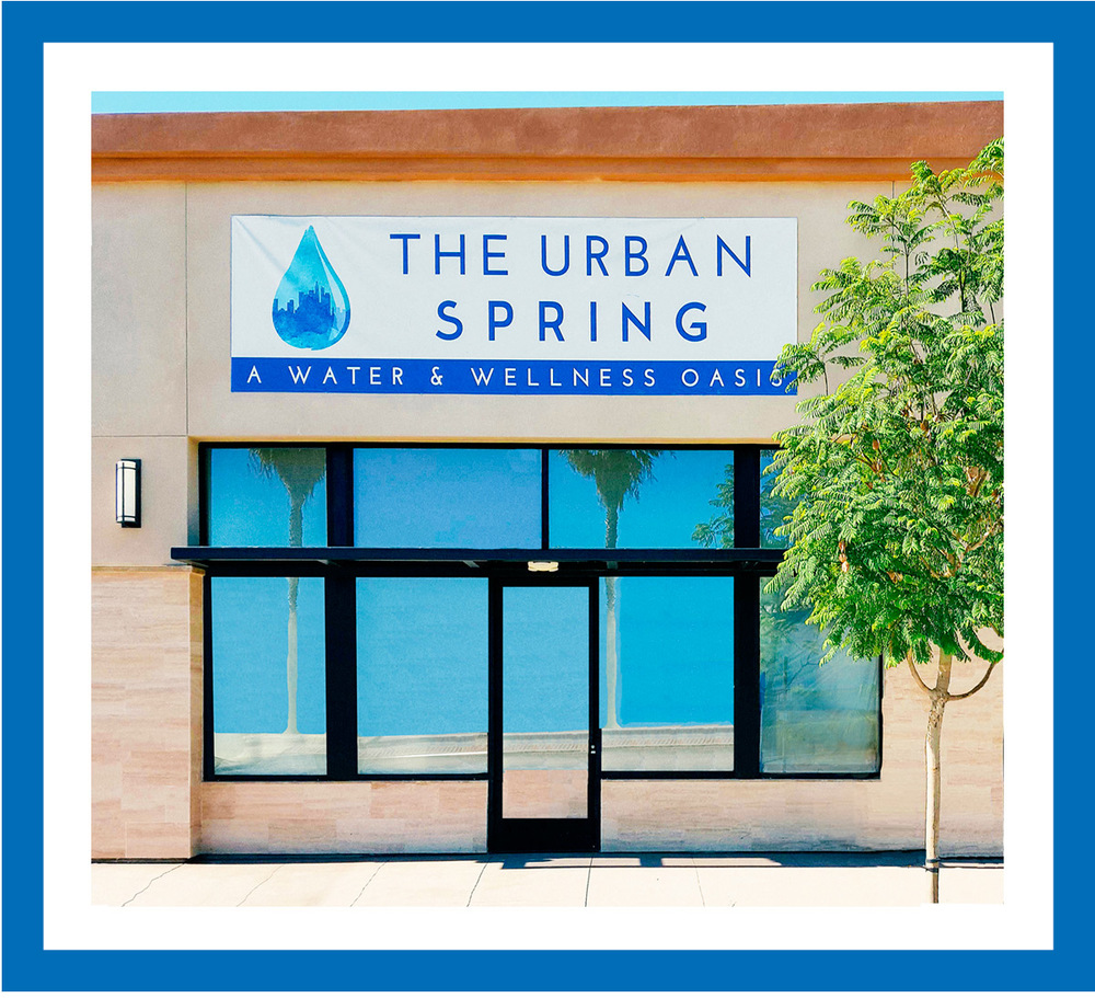 The Urban Spring - Store