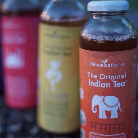 When we were designing our product, we learned that almost all beverage companies - even organic & non-GMO brands - were using the same packaging company in the Midwest. This company uses Thermal Packaging; plastic labels drop on bottles, which then go into a thermal chamber that applies thousands of degrees of heat to wrap the plastic. We refused to add this heat to our product and potentially kill the goodness inside, so we decided to buy our own bottles, design our own packaging, and avoid what seemed like the only viable option for packaging. We are serious about the quality of our product. No shortcuts!  Sign up for email updates at itsLifeBasics.com for a chance to win free tea every week as we gear up for crowdfunding in September!  #honey #buckwheathoney #crowdfunding #organic #local #midwest #wisconsin #beefriendly #organicfarm #tea #icedtea #organictea #fairtrade #nongmo #healthydrink #nongmoverified #chicagoyoga #chicagofoodie #premiumtea #conscious #consciousness #yoga #ayurveda #wellness #fitness #nutrition #pilates #freedom #love