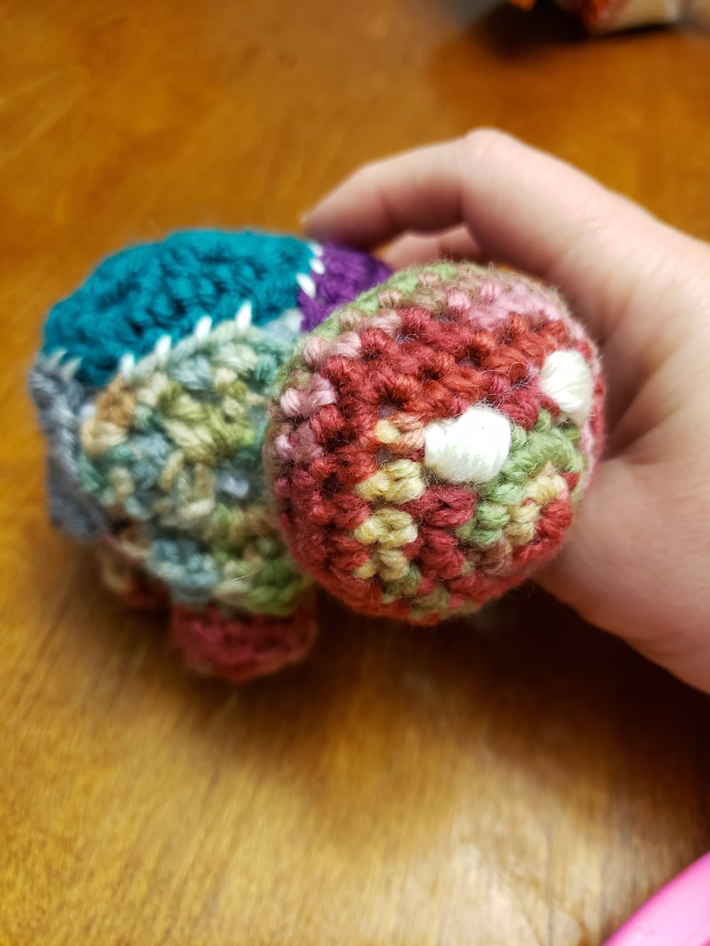 Melinda VanOstrand/ Crochet