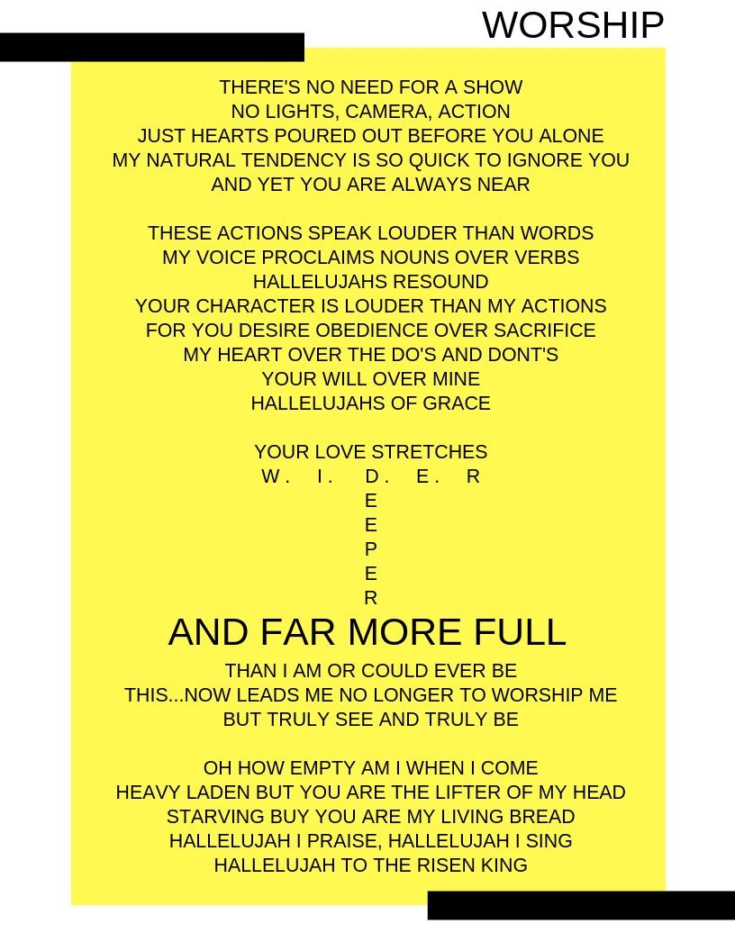 Kyle Ogle/Poetry