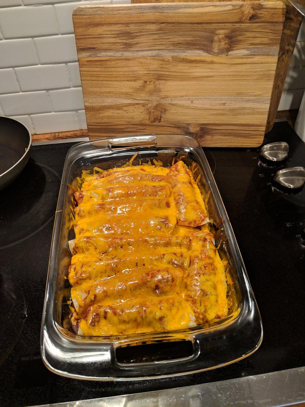 Tori Bryan/Enchiladas