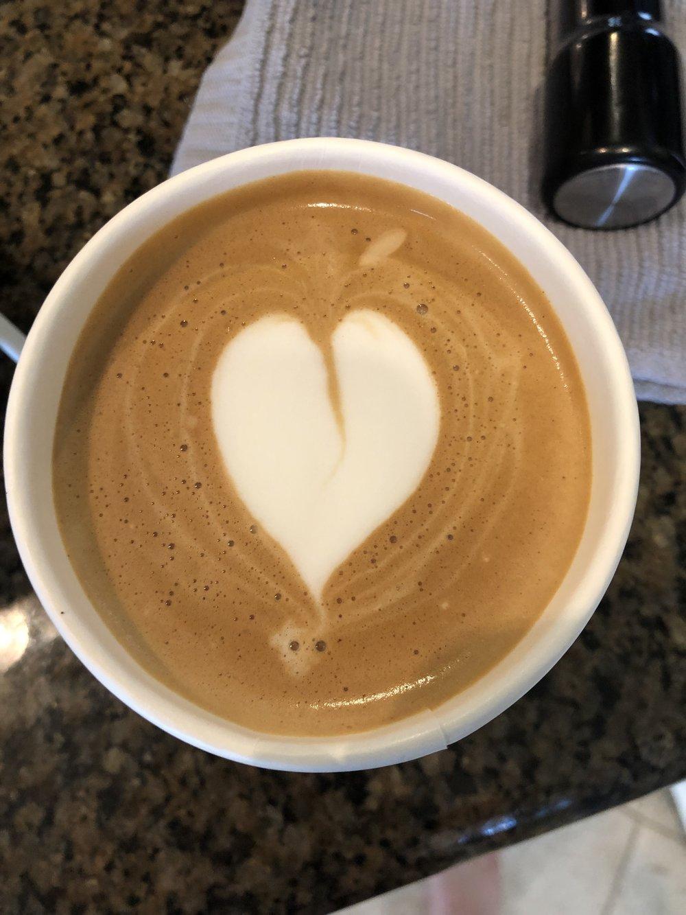 Brett Johnson/Latte Art