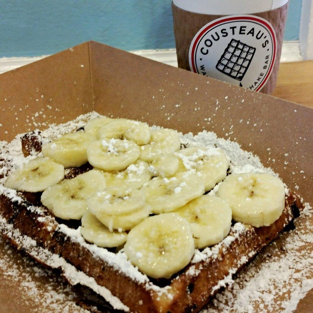 Mmmmm waffles. (image via  Yelp )