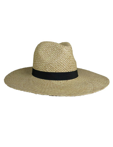 This hat is exactly the kind my grandparents would wear on said island. (via northwoodgeneral.ca)