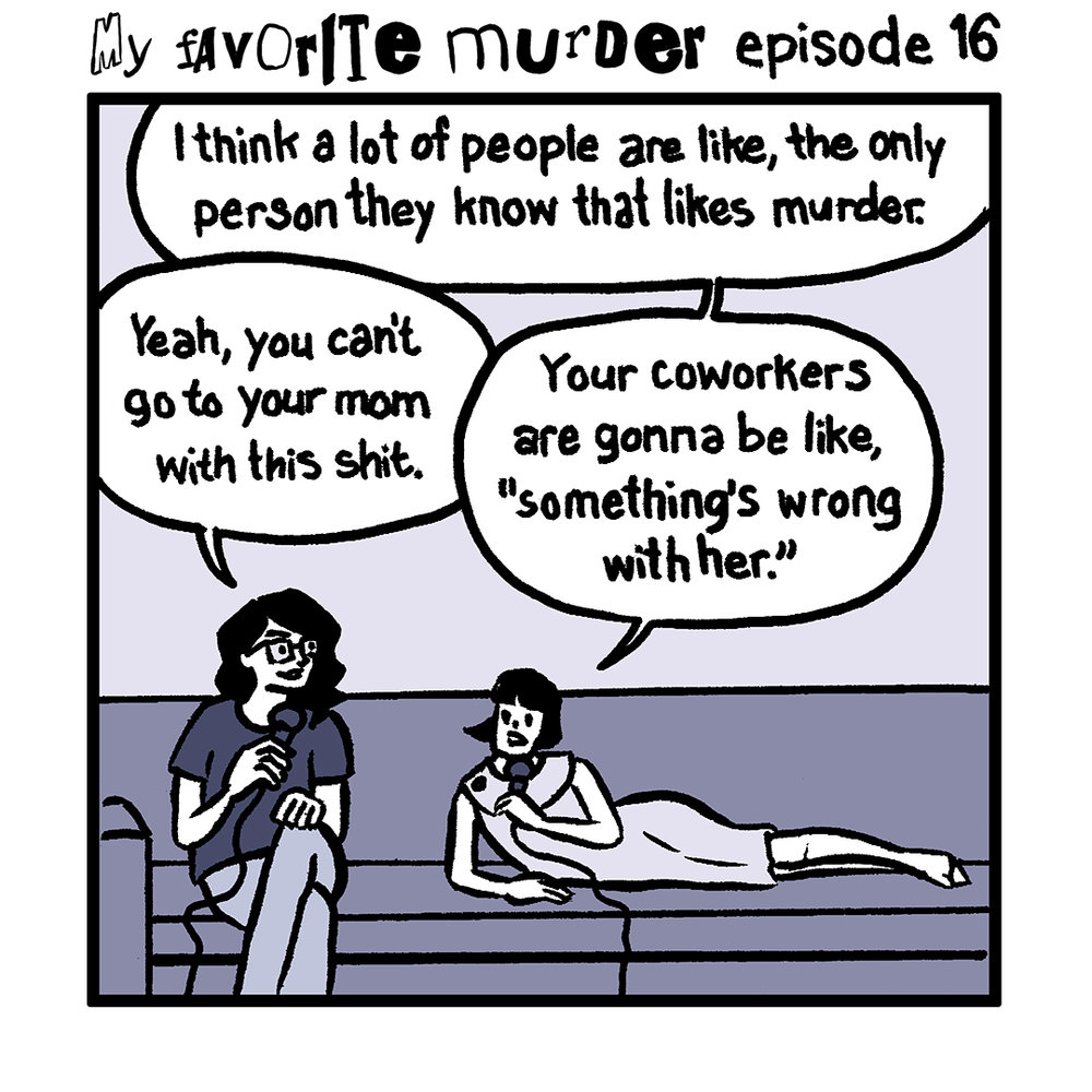 You might just become a Murderino too. (via  themajorie.com )