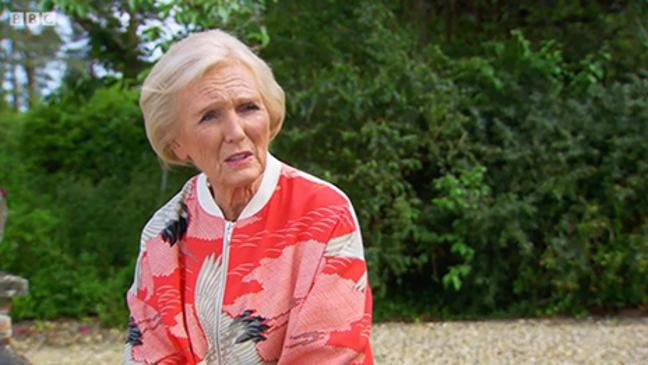 I love Mary Berry. (image via  bt.com )
