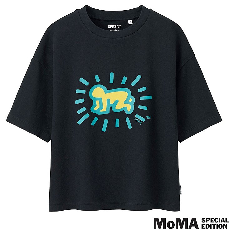 Keith Haring forever and always. (via  uniqlo.com )