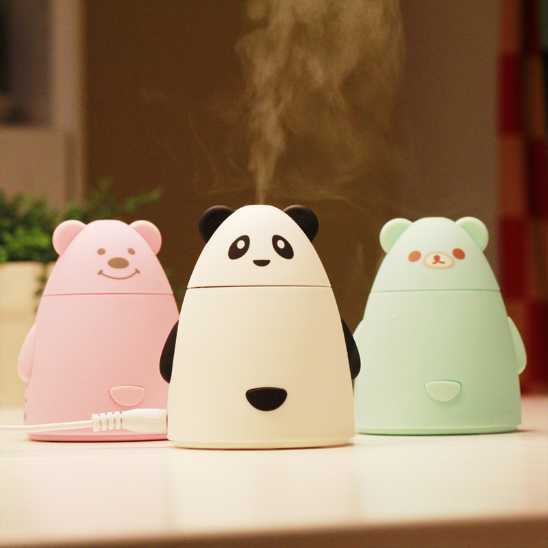 Bear Cartoon Mini Aroma Diffuser