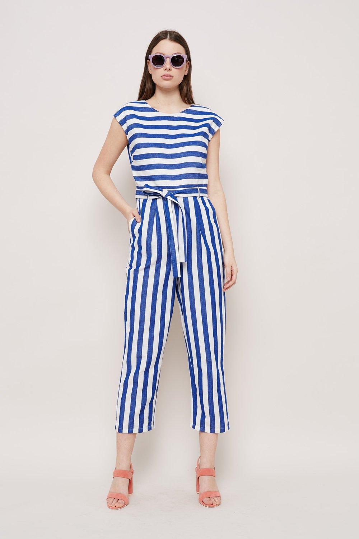 earn your stripes pantsuit (via gormanshop)