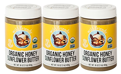 I want to try the chocolate sunflower seed almond butter, too. (via wildfriends)