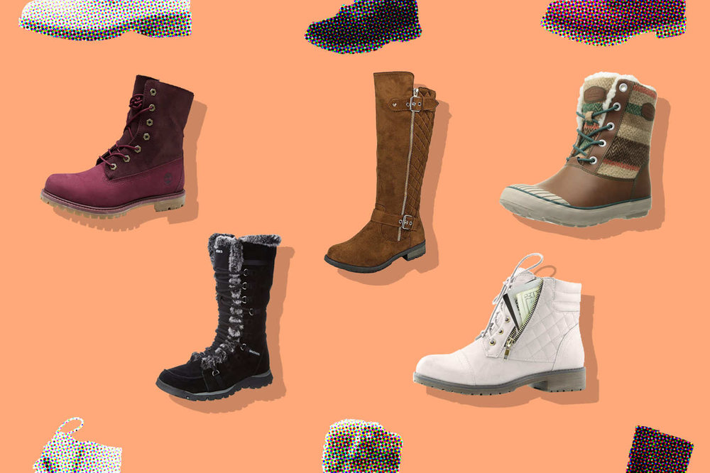 """""""The 17 Best Winter Boots for Women on Amazon, According to Hyperenthusiastic Reviewers"""""""