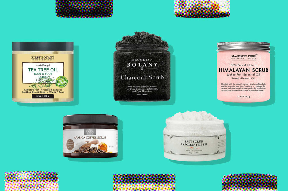 """""""The 9 Best Salt Scrubs on Amazon, According to Hyperenthusiastic Reviewers"""""""