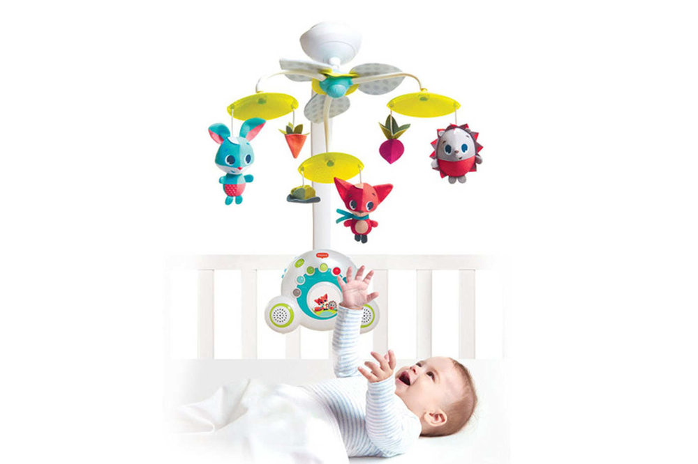 """""""The 11 Best Baby Mobiles on Amazon, According to Hyperenthusiastic Reviewers"""""""