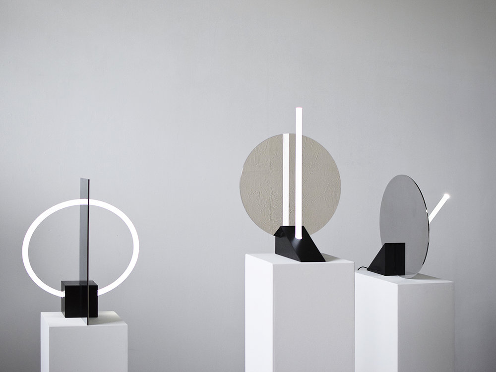 Perception-Bending Light Sculptures from a German Designer on the Rise