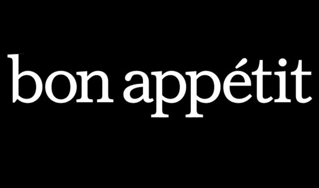 - Bon Appétit is an American food and entertaining magazine that is published monthly by Condé Nast. It was started in 1956 and became a bimonthly magazine in December 1956 in Chicago.