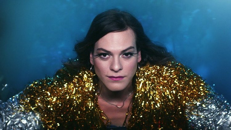 Daniela Vega is amazing. (She's my age!) Also, based on the scenery in the movie, I want to go to Chile. (image via sony)