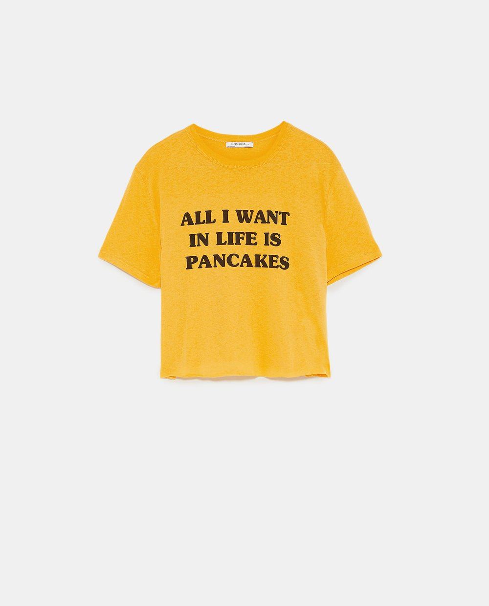 Inspired by the previously mentioned weekend, I now own this shirt. (via zara)