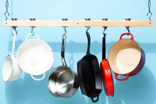 The Best Hanging Pot Racks on Amazon