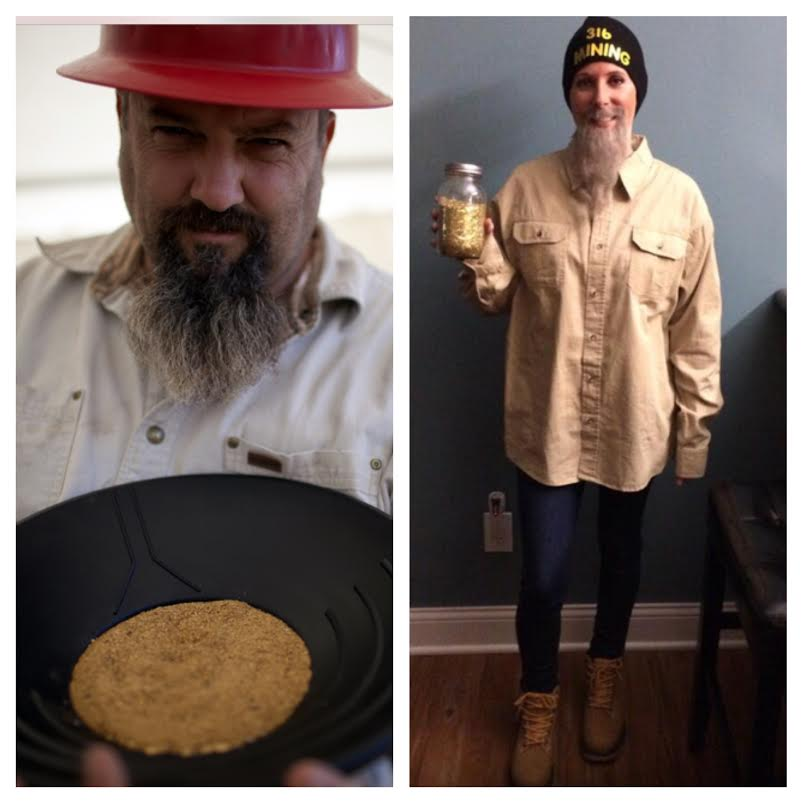 Me as Todd Hoffman from Gold Rush. (Great TV show on Discovery.)