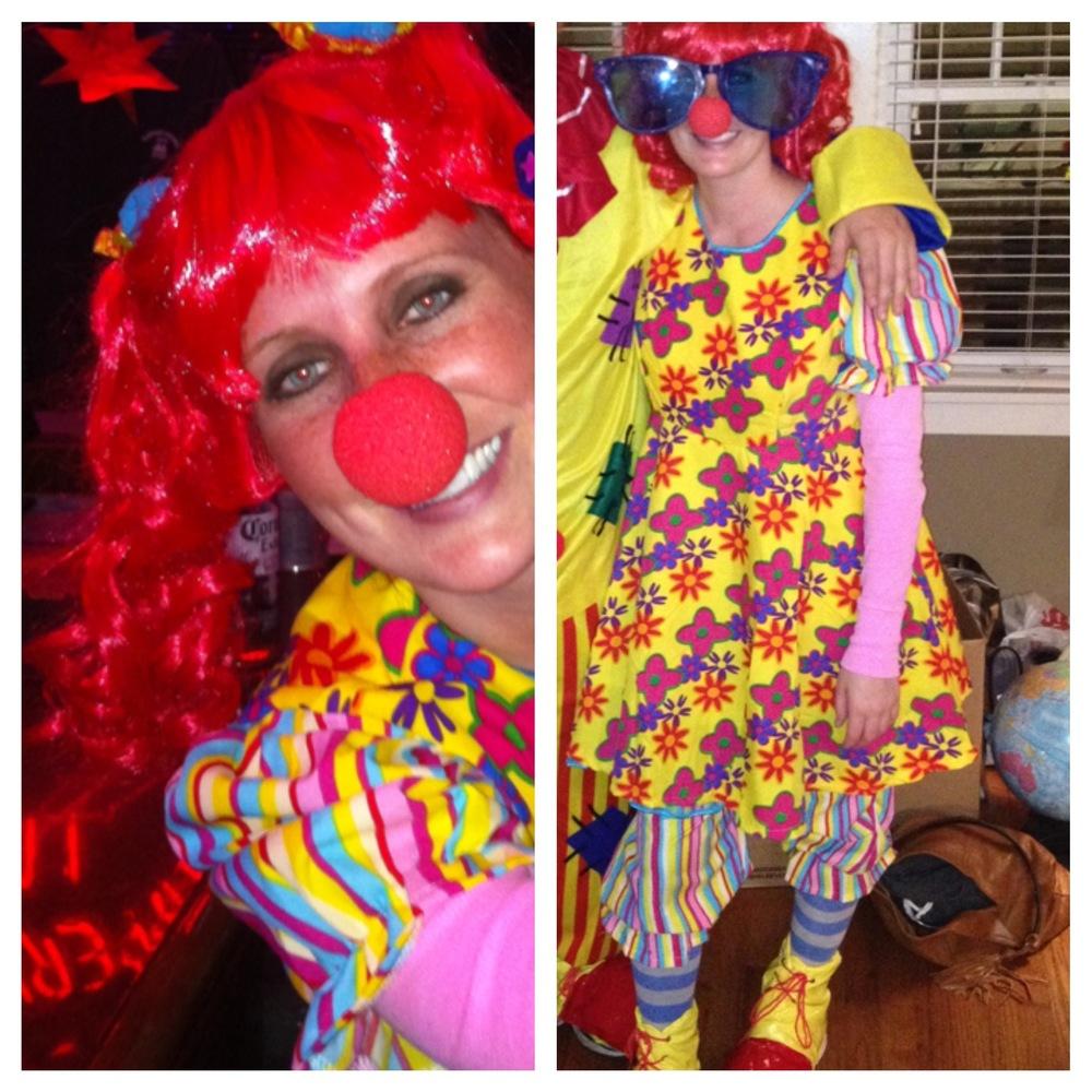 Clown!!!
