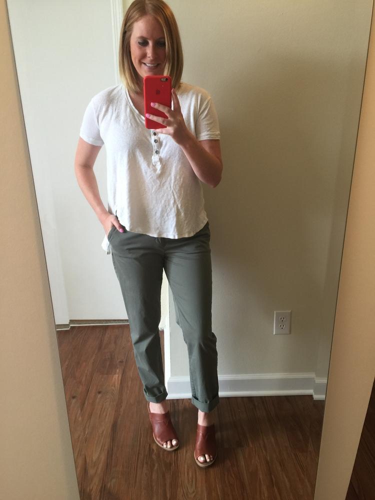 c81be0aa132 Preppy Pants (not jeans) — Pretty in Jeans