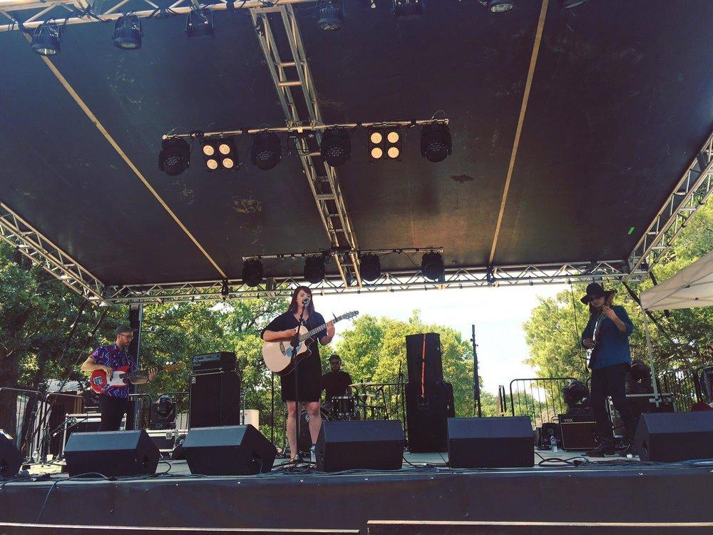 Backwoods Festival 2016