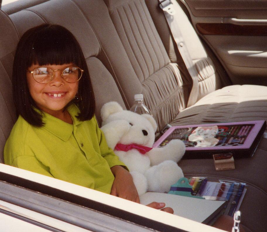 042 in car with teddy bear.jpg