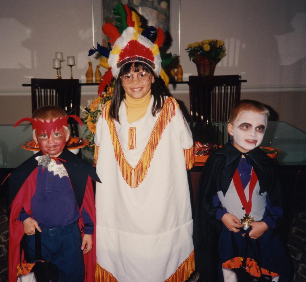101 dressed up as Indian princess.jpg