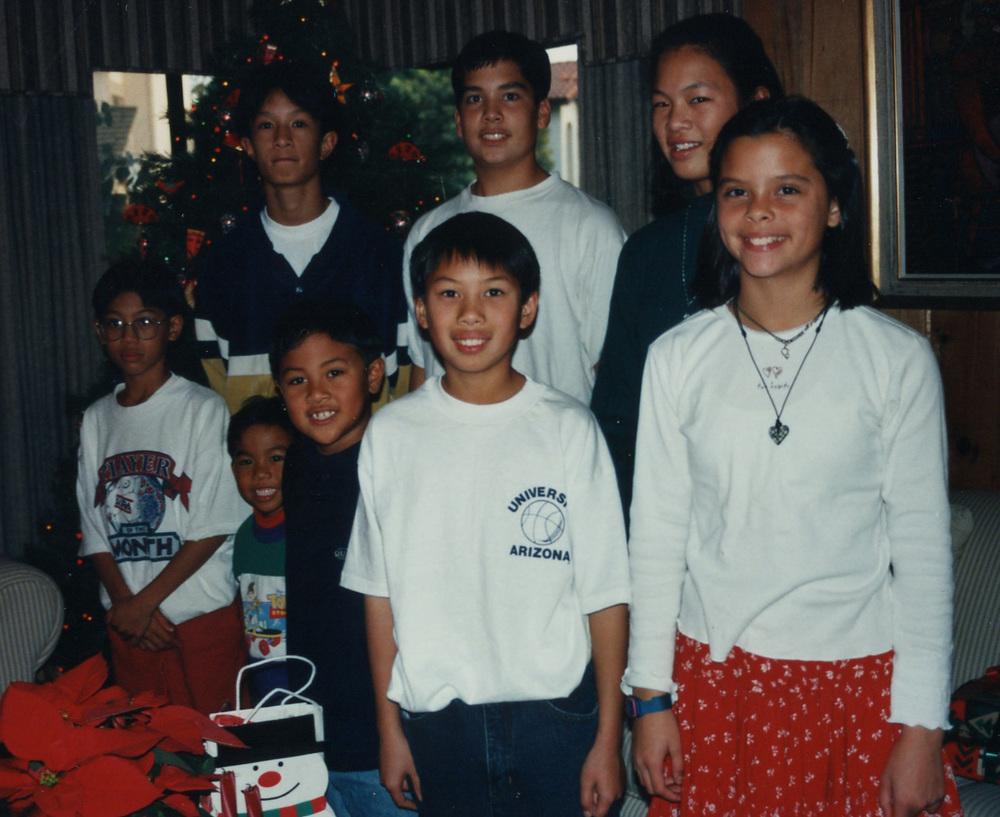 139 with cousins at Xmas.jpg