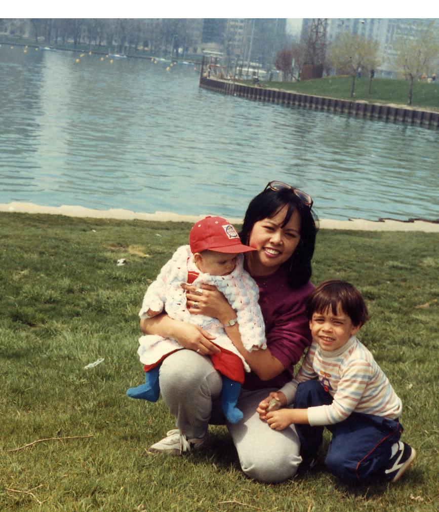 225 w Mom and Brandon by lake 1984.jpg