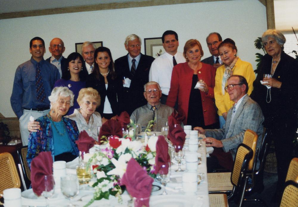 235 family at Grandpas 90th Apr 98.jpg