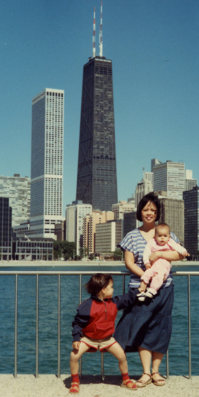 281 Mom Brandon Sears Tower 1984.jpg