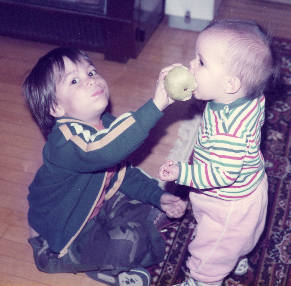 284 Branding feeding Sarah 1985.jpg