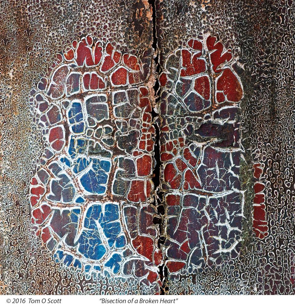 Bisection of a Broken Heart
