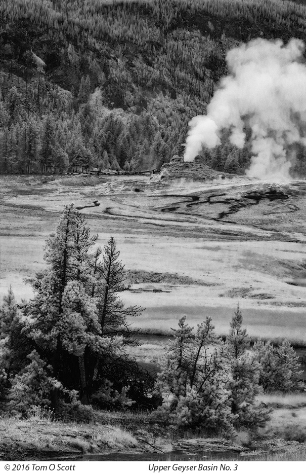 Upper Geyser Basin No. 3
