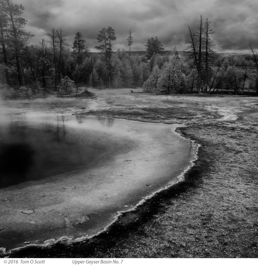 Upper Geyser Basin No. 7