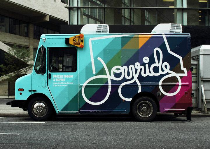 The Joyride Food Truck, 2011