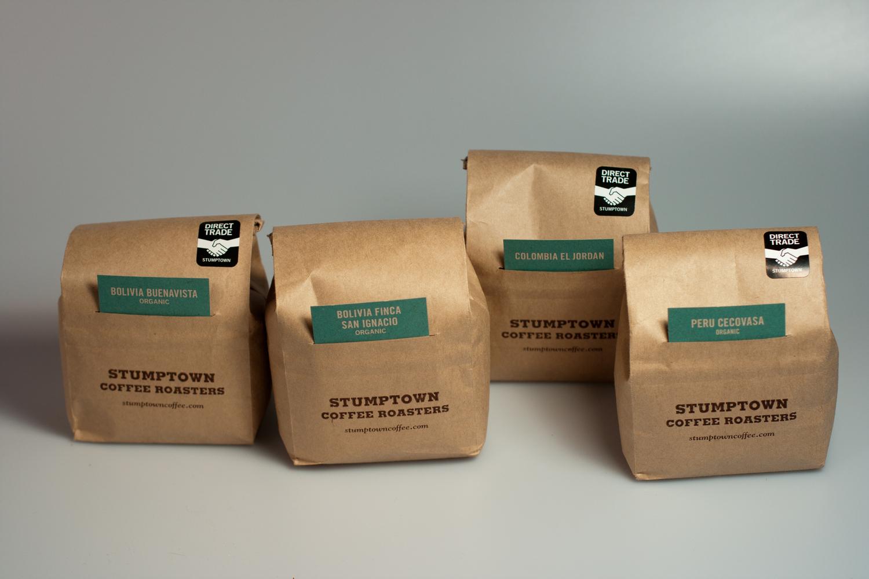 Stumptown Coffee New 2012 Latins Drink Joyride