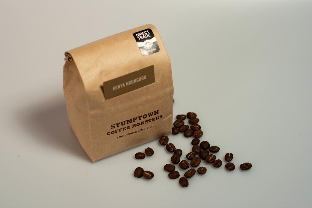 Stumptown Coffee Kenya Nunguru Direct Trade