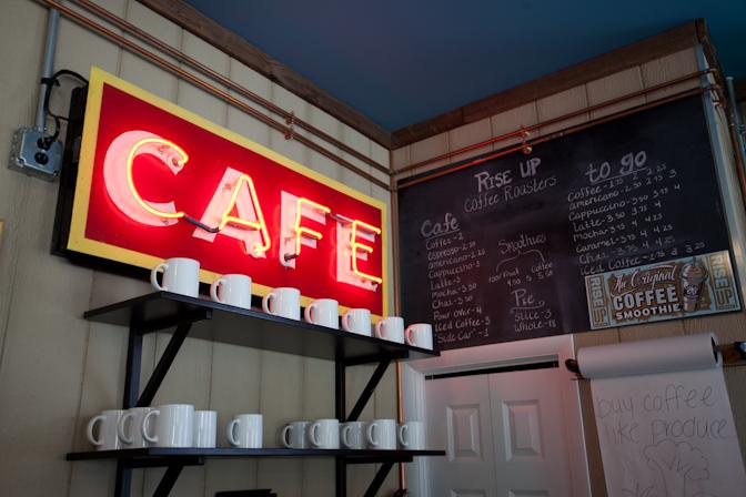 Nifty Cafe Neon