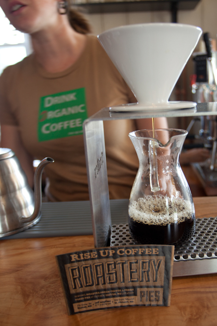 Rise Up Coffee Pour-over