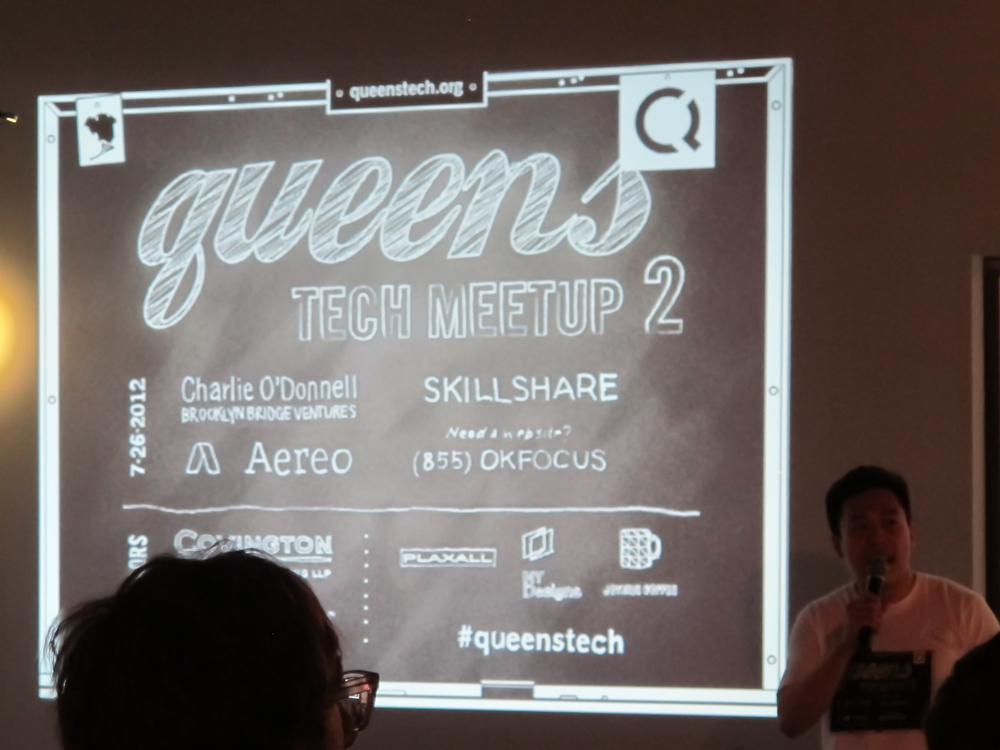 Queens Tech Meetup (3 of 3)