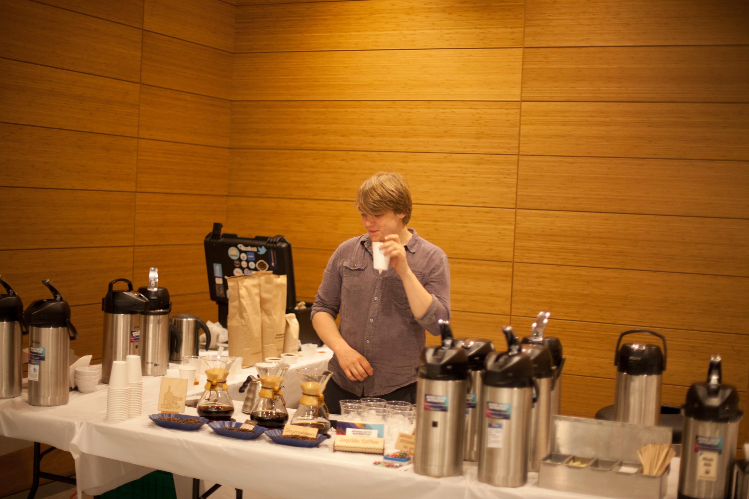 Joyride Coffee Catering