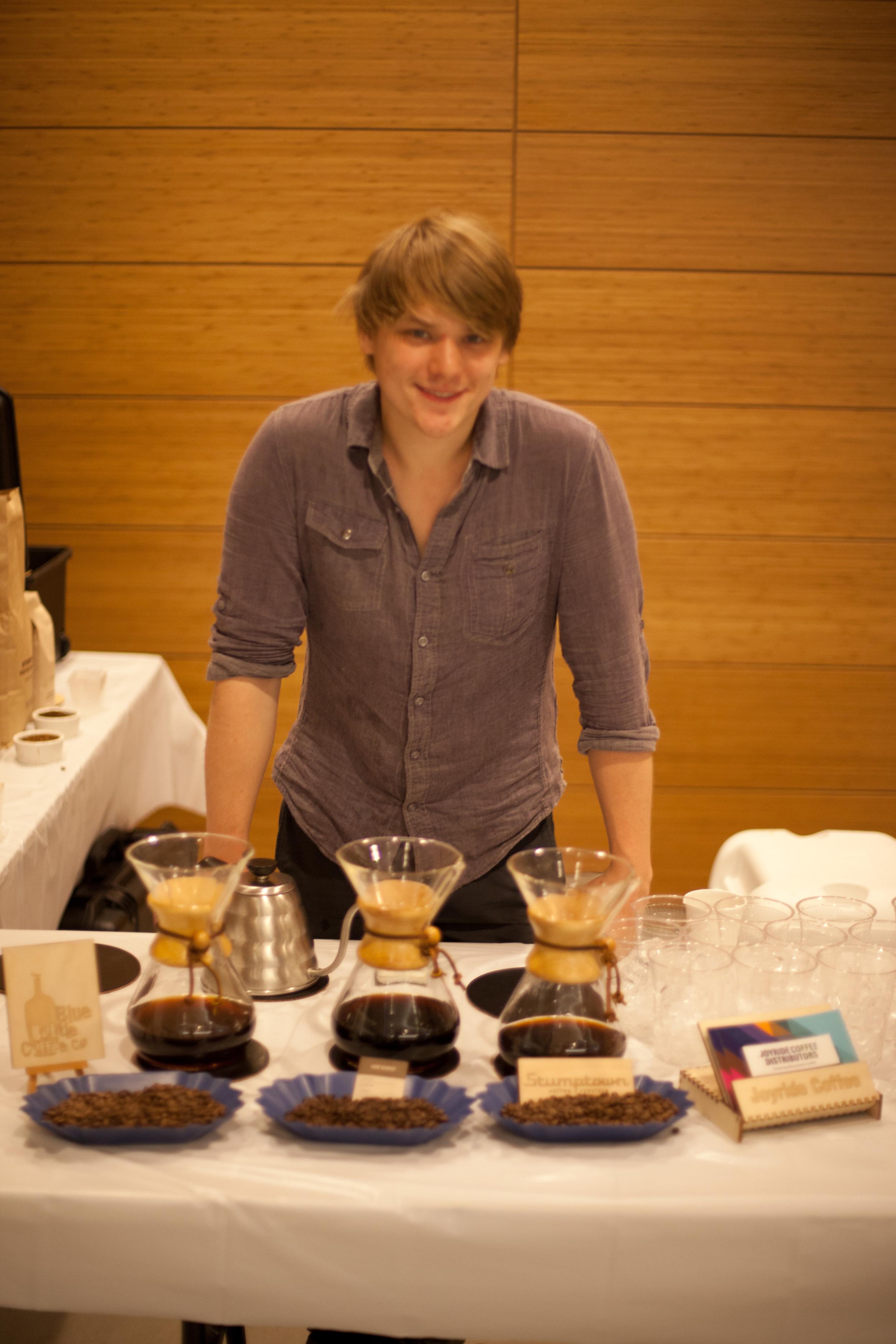 Stumptown Coffee Catering