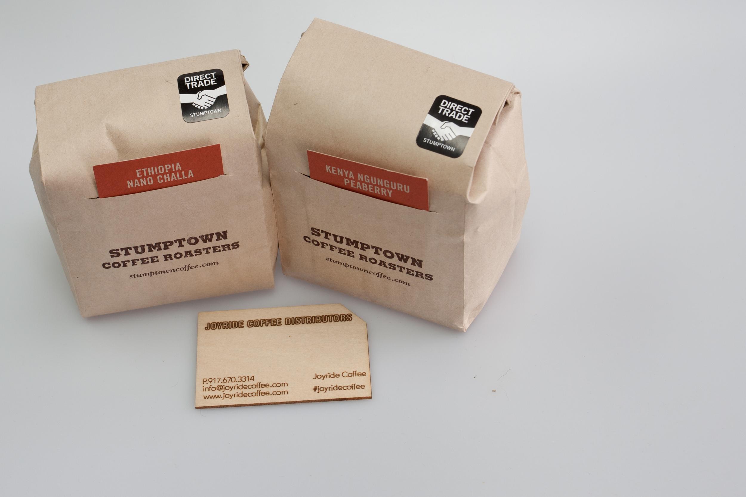 Stumptown Coffee African Coffees