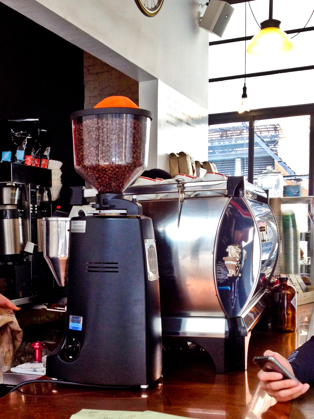 Joyride Coffee Distributors- Gasoline Alley Coffee (4 of 5)