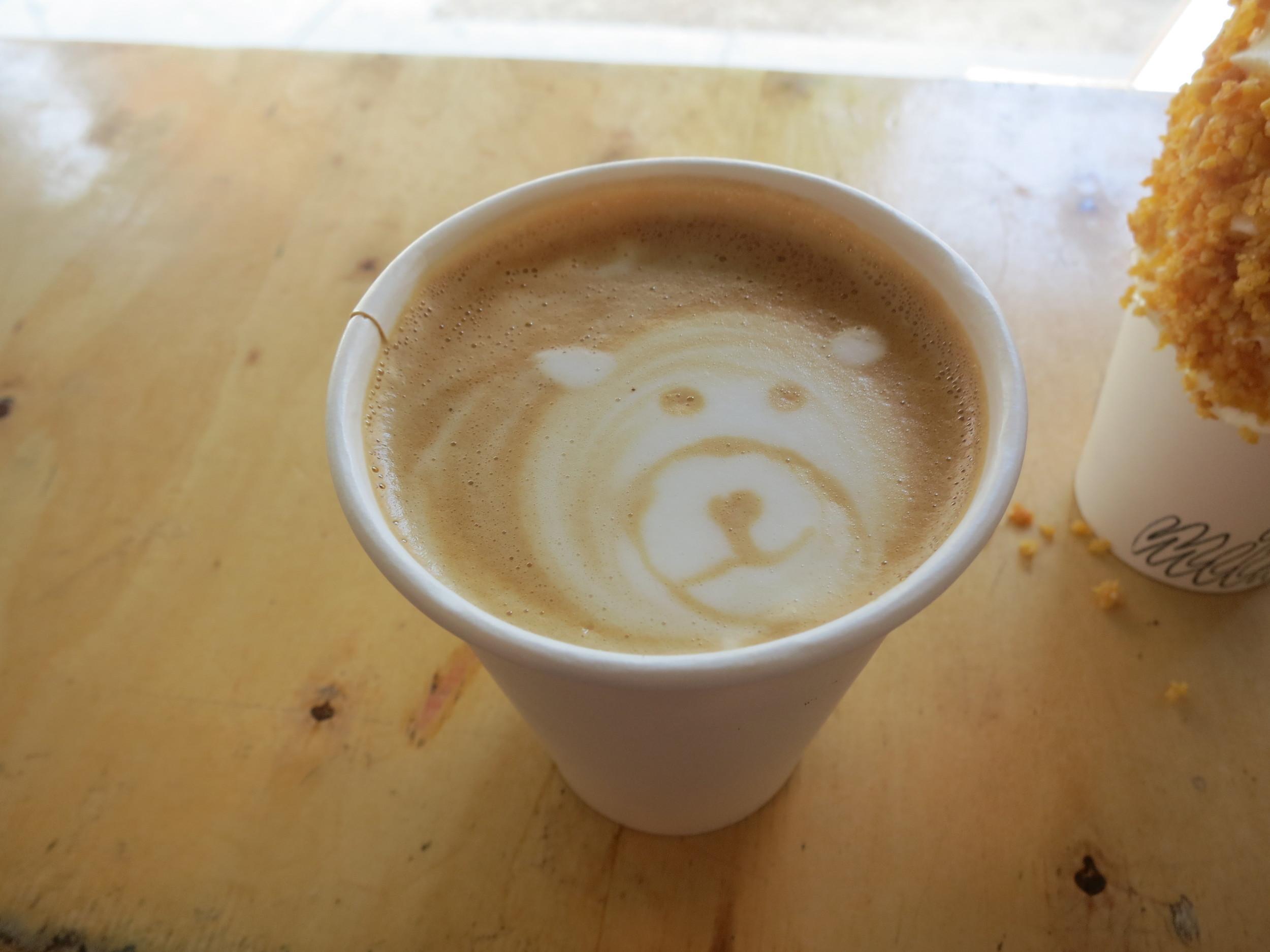 Joyride Coffee, Cappuccino