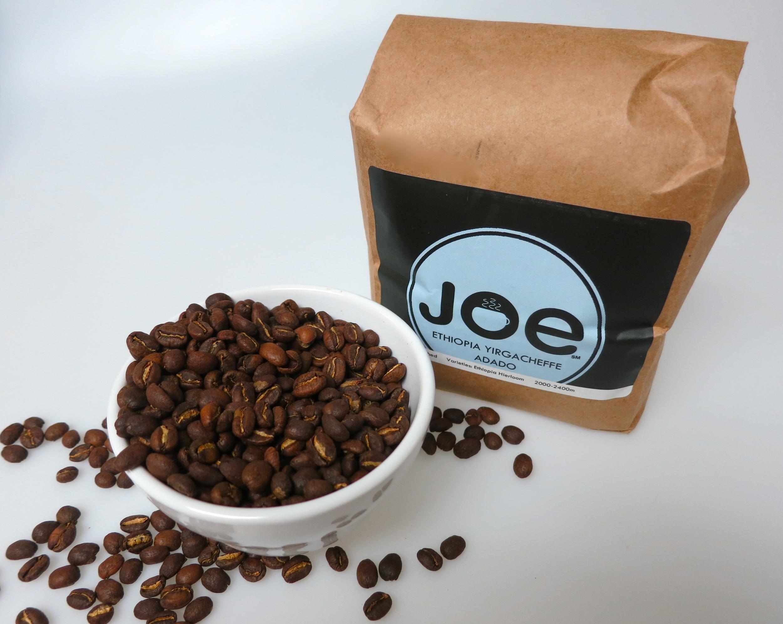 Joyride Coffee, Joe Yirgacheffe
